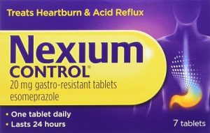 Omeprazole alternative: Nexium Control