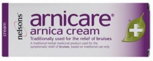 Nelsons Arnicare Arnica cream for bruising