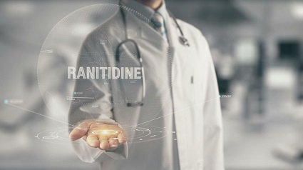 Ranitidine cancer risk. Recall of ranitidine drug/