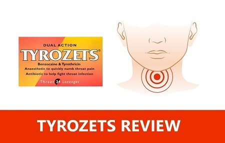 Tyrozets review of throat lozenges