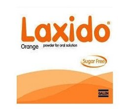 Over the counter Laxido. Popular over the counter laxative UK.