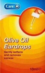 Olive oil ear drops for wax removal offer gentle treatment