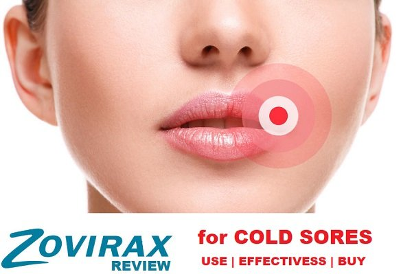 Zovirax Cream for cold sores | Aciclovir (acyclovir) cream
