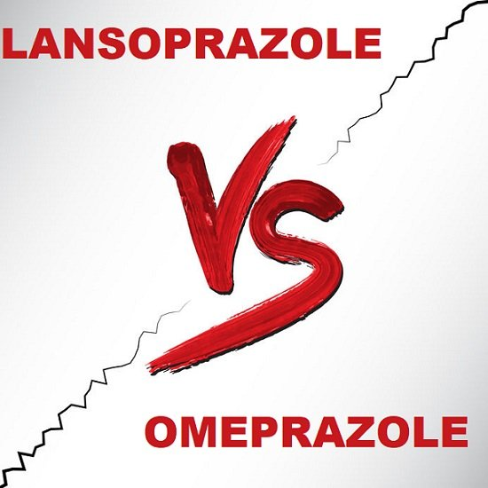 Lansoprazole vs Omeprazole: differences and similarities