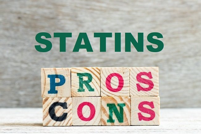 Statins pros and cons (advantages and disadvantages) of lipid lowering drugs
