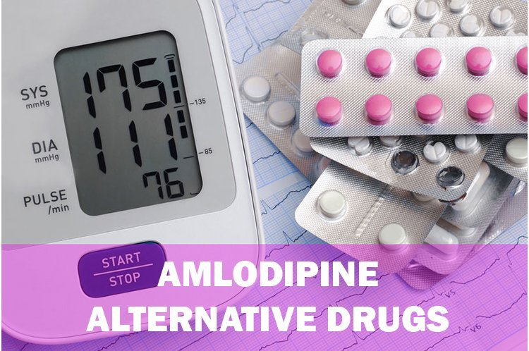 Amlodipine alternative drugs - review of high blood pressure drugs